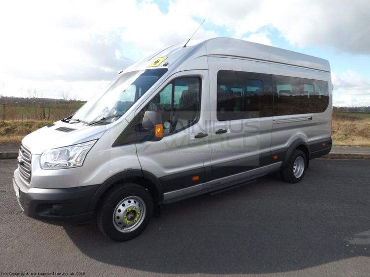 Ford Transit 17 Seat Wheelchair Accessible Minibus for sale | Minibus World