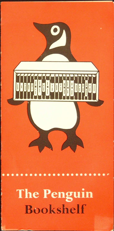 Penguin books bookshelf