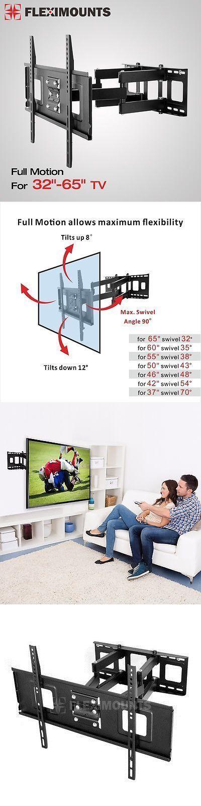Best 25 Swivel Tv Wall Mount Ideas On Pinterest Bedroom