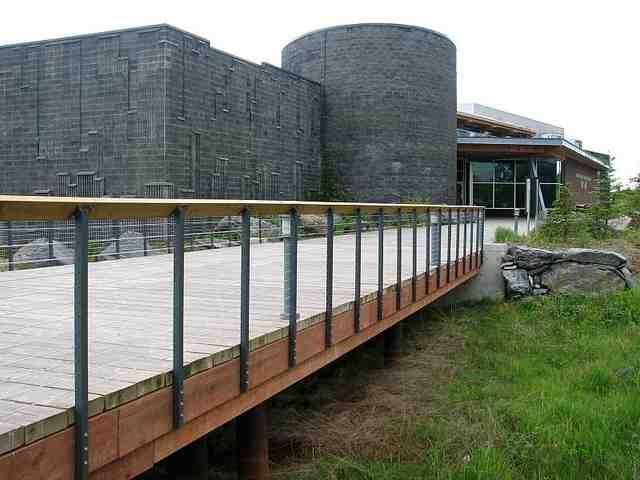 Best images about commercial cable railing on pinterest