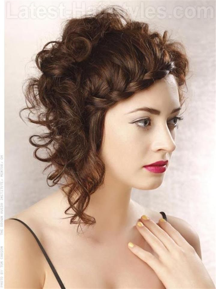 Fun Haircuts For Curly Hair favorite hairstyle