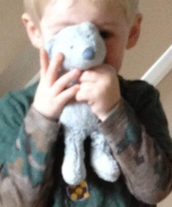 Lost on 18 Feb. 2016 @ Birmingham airport . Blue Ted was left in the ladies toilets by departure gate 3 at Birmingham airport on Thursday 18th February 2016 between 2.30pm and 3pm. My son's name and our postcode is written on his label. He h... Visit: https://whiteboomerang.com/lostteddy/msg/n4ftxe (Posted by Lucy on 23 Feb. 2016)
