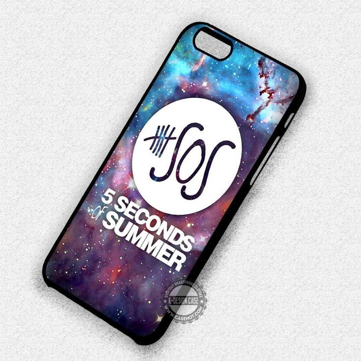 5 Seconds of Summer Logo - iPhone 7 Plus 6S 5 Cases & Covers