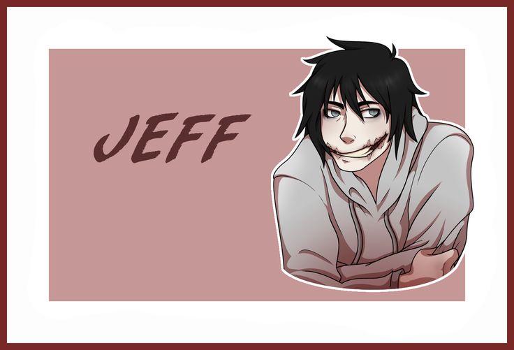 Jeff the killer by ProxyComics.deviantart.com on @DeviantArt
