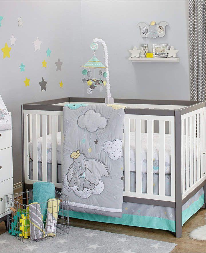 Disney Dumbo Dream Big Crib Beddingset Ad Nursery