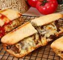 Homemade Philly Cheese Steak Sandwich recipe