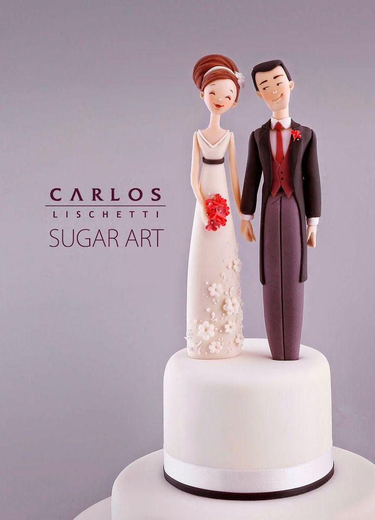 Arte en azúcar de Carlos Lischetti