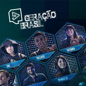 Geração Brasil - Concurso Geração Brasil.