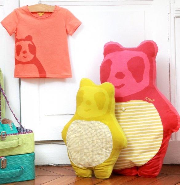 panda: Marie Claire, Baby Dolls For Kids, The Aim, Mary Claire, Zolima Aimee, Pandas Bears, Kids Art, Aimee Les, Les Pandas