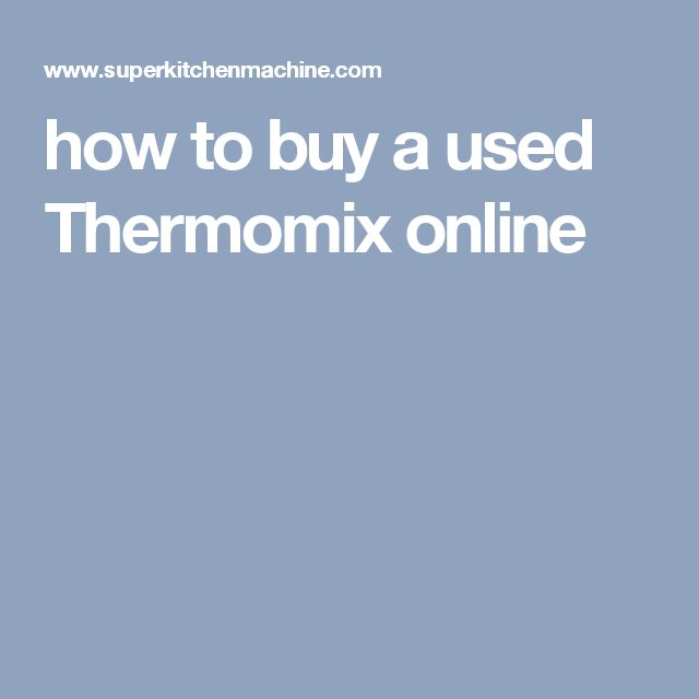The 25+ best Thermomix ebay ideas on Pinterest Www thermomix de - ebay kleinanzeigen küchenmaschine