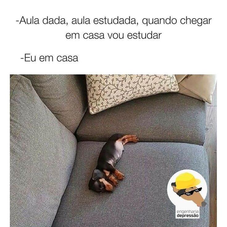 Vou dar só um cochilo Via: @engenhariadepressao