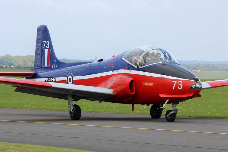 BAC Jet Provost T.5 by Daniel-Wales-Images on DeviantArt
