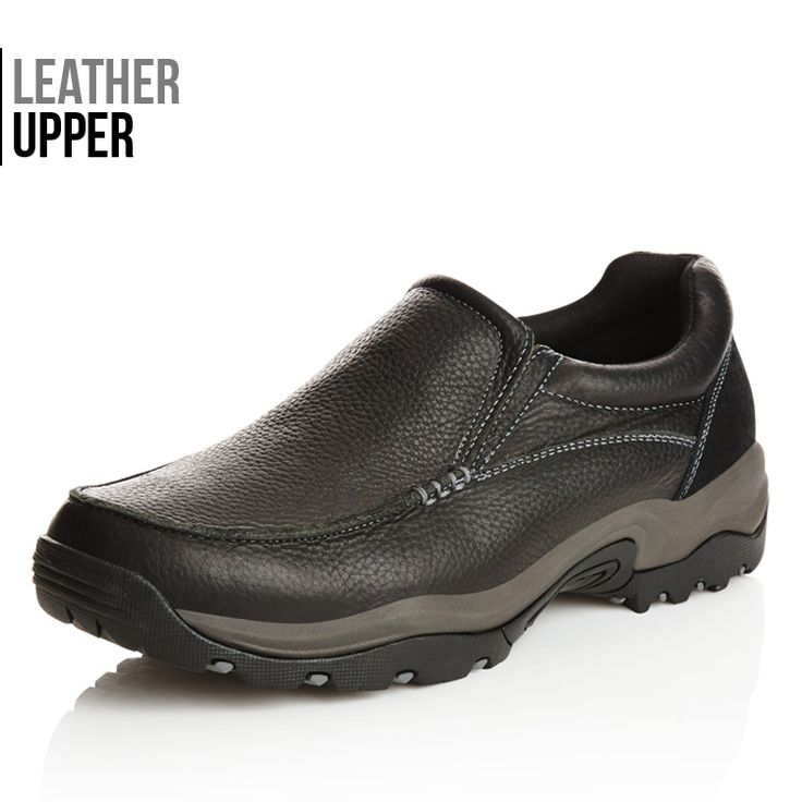 7109MCAS - Rivers Australia. Chad Leather Slip-On  NOW $45.00 (24.12.15) (WAS $75.00) (19 Jan 16 = $37.50). 7109MCAS in Black  Leather upper for comfort and durability. Padded tongue, collar and inner sole. Gussets for ease of fit and comfort. Phylon/TPR outsole makes this lightweight.  MATERIAL(S):  SIZE CHART  RETURNS AVAILABLE IN: 7, 9, 10, 11