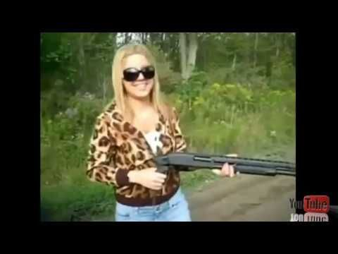 Girls with Gun   Compilation 1