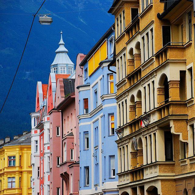 Colourful world, Austria