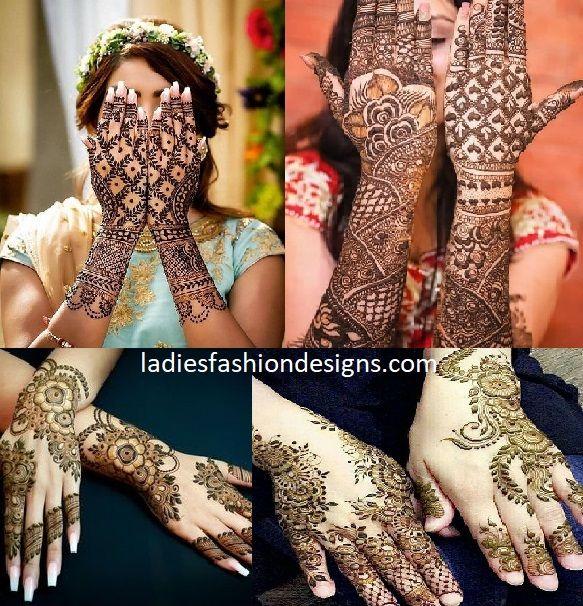 Trendy Back Hand Mehandi Designs Mehandi Designs Fashion Design Fashion
