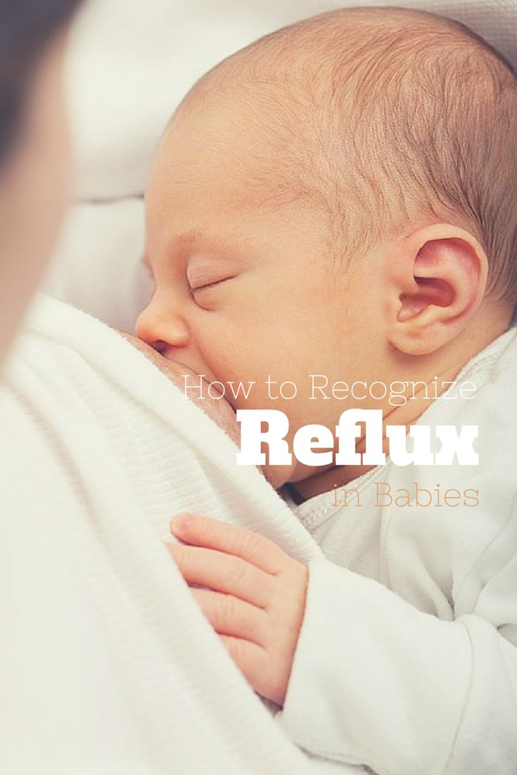 Your baby cries during and after feedings ... and is still crying despite being fed, changed, rocked and cuddled. Could reflux the culprit? Reflux in babies is hard to detect.