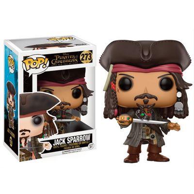 Figurine POP Pirates des Caraïbes 5 Jack Sparrow