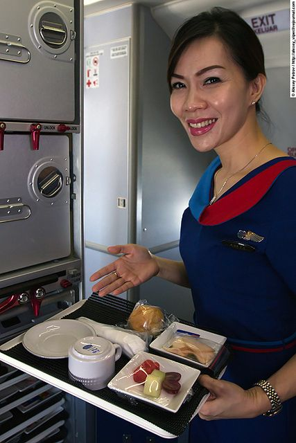 Indonesia - Sky Aviation cabin crew