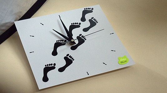 Prezent dla Mamy - piękny zegar - 6 wzorów