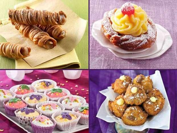 Dolci di Carnevale tradizionali http://www.arturotv.tv/carnevale/dolci-carnevale-ricette