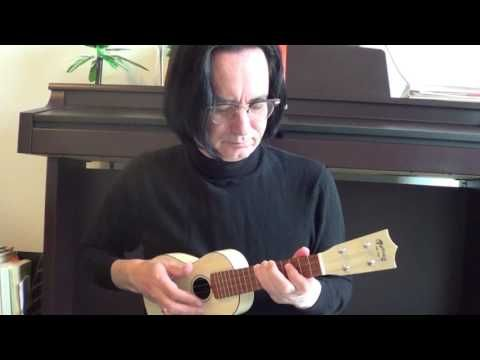 (39) Completely Useless Ukulele Tip #2: Dead 4th G string wah wah synth - YouTube