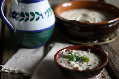 Spas - Zuppa Armena di Yogurt e Orzo