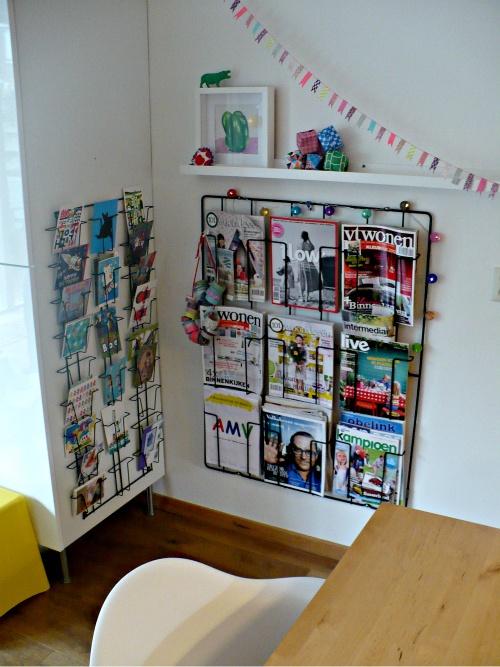 rekje voor tijdschriften