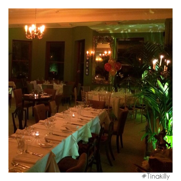 Tinakilly Country House Hotel #Tinakilly #BrunelRestaurant