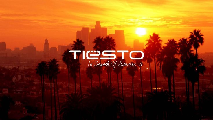 THE BEST In Search of Sunrise EVER!!!!! by Tiesto
