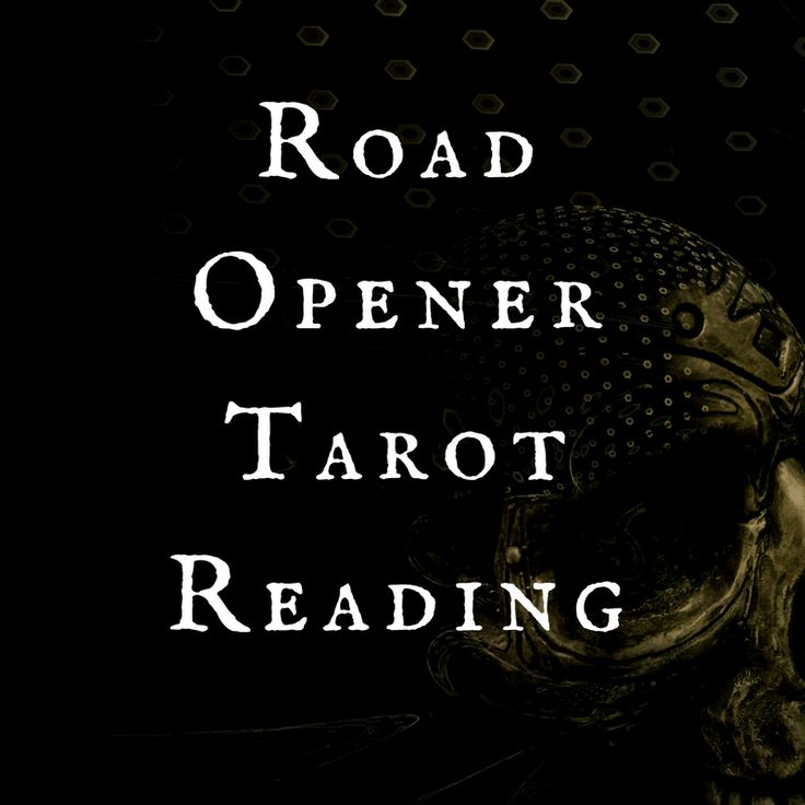 Feeling blocked in some way? The Road Opener Tarot Reading examines what is blocking you, why it's blocking you and how to overcome it.