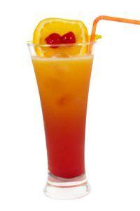 Tequila Sunrise - Rezept