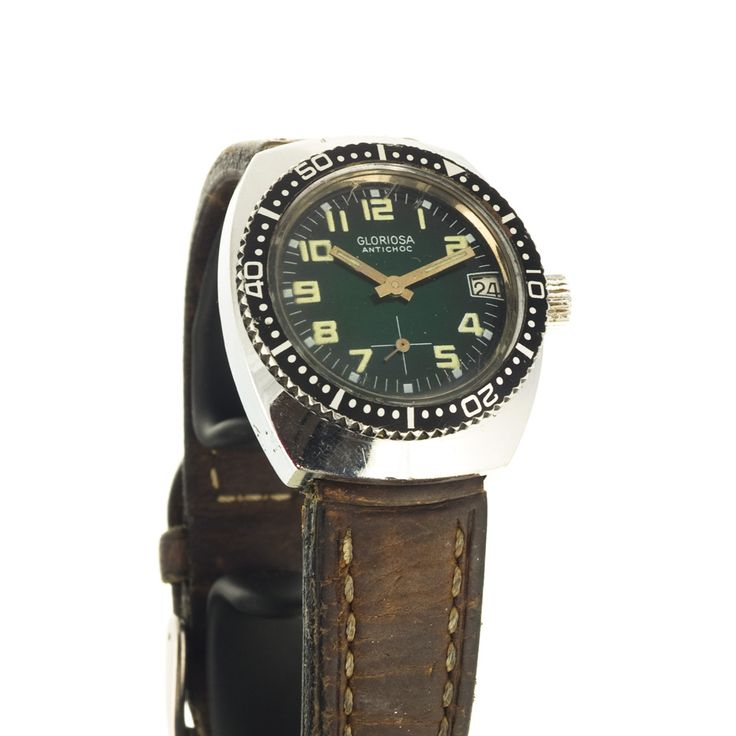 Gloriosa vintage divers watch in good condition - works perfectly