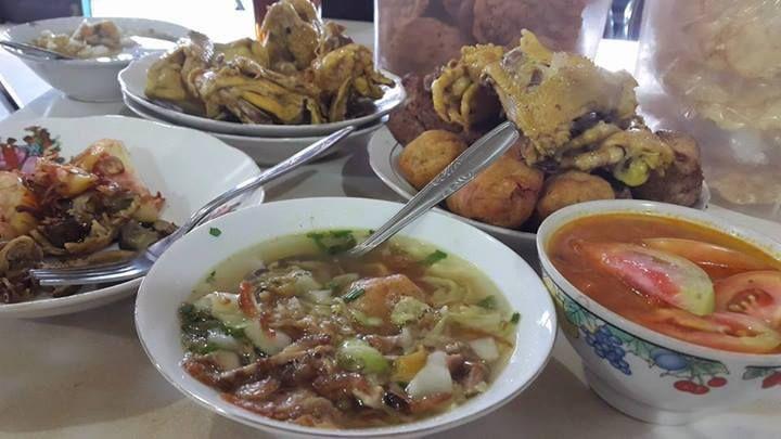 Soto Pak Slamet, Mejing Gamping DIY