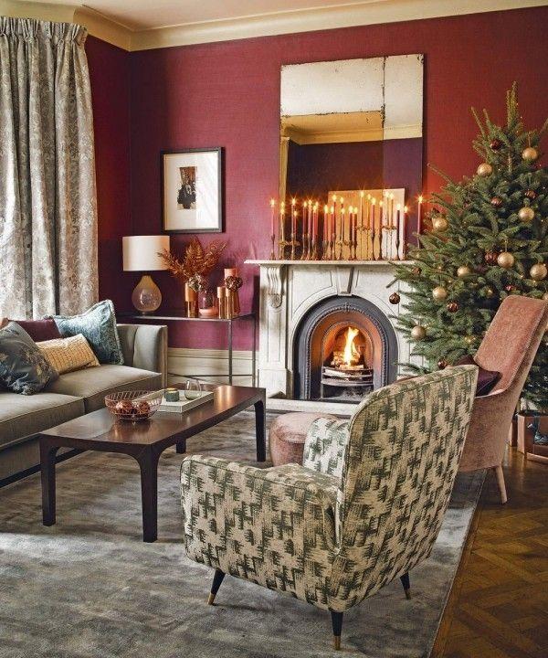 Moderne Wohnzimmer Farben Trendge Einrichtungsideen In Grün Und