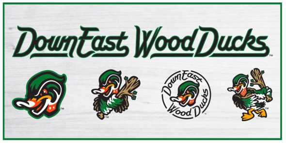 In the Hunt: The Story Behind the Down East Wood Ducks | Chris Creamer's SportsLogos.Net News and Blog : New Logos and New Uniforms news, photos, and rumours