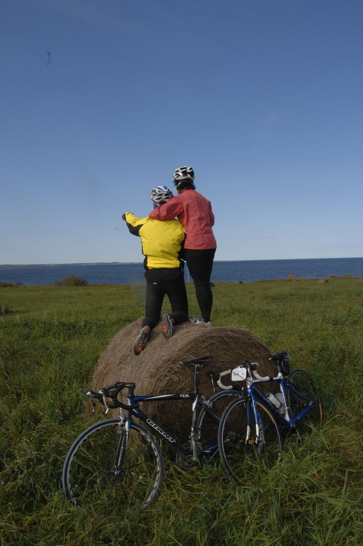 Wether you are #biking in group or alone, you will enjoy riding through more than 15 cities. #Saguenay_Lac (http://www.saguenaylacsaintjean.ca/fr/members/129?type=activity&type_id=72)