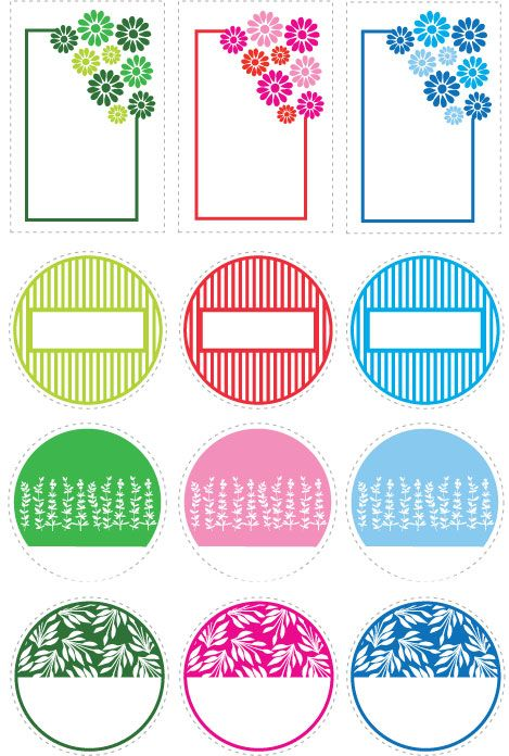 HOMEGROWN Canning labels - free for the taking! - HOMEGROWN