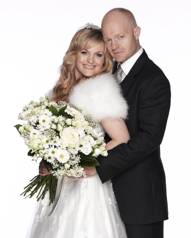 Tanya and Max Branning played by Jo Joyner and Jake Woos