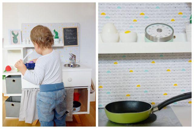 DIY Upcycling Spielküche