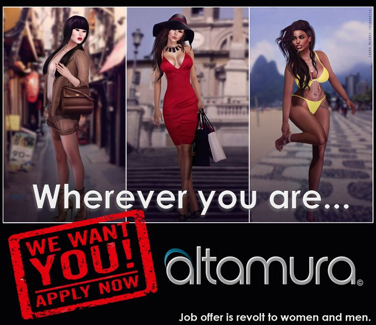 ➡️ Altamura is Looking for Staff ⬅️  Are you a creator, a model, a host, a PR? Do you know Altamura Brand and are interested to be part of the Team?   Who we are looking for? Talented and active people which are dedicated to her/his job, suggest initiatives, promote the store, talk in Group chat, assist the Managers or the Team in exceptional situations. Job offer is revolt to women and men. Recruitment will end on August 31st, 2017