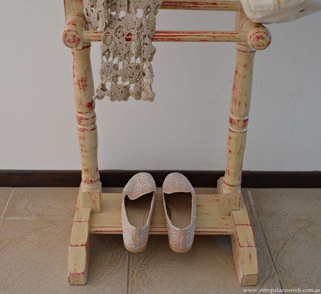 Filosofía barata... y percheros de madera!: Vero Palazzo - Home Deco