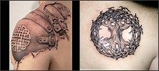 Celtic Tattoos and Their Meanings - Bing Images