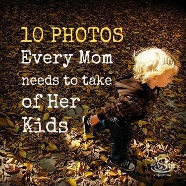 Start the list now! All the photos you should take of your kids. http://thestir.cafemom.com/baby/149633/10_photos_every_mom_needs