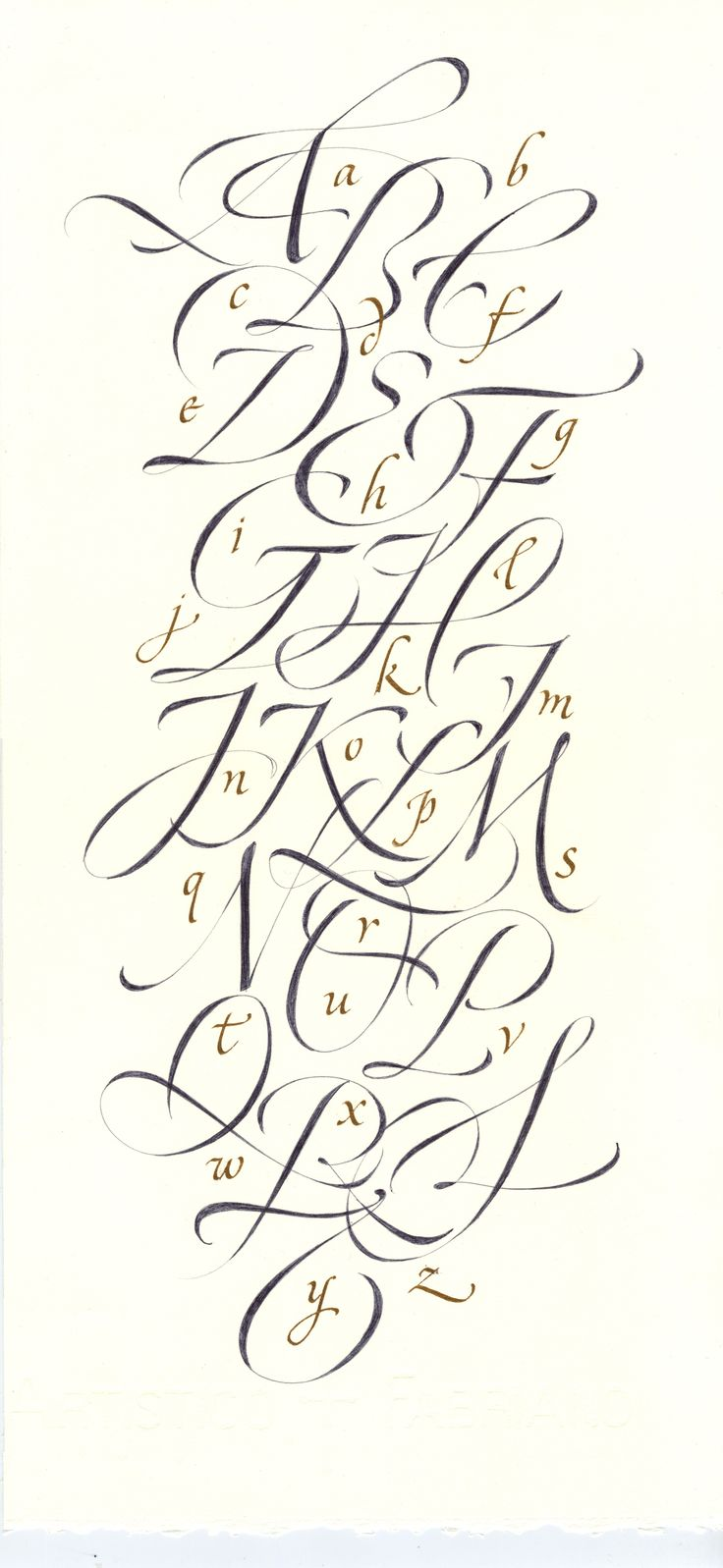 69 best images about tattoo fonts and symbols on pinterest for Tattoo cursive alphabet