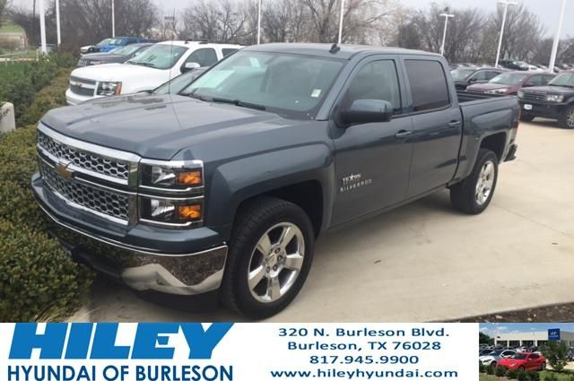 Beautiful and mint 2014 Texas Edition Chevrolet Silverado with only 43k miles! Loaded with options such as back up sensors, leather and much more!  https://deliverymaxx.com/DealerReviews.aspx?DealerCode=KNWA  #Burleson #FortWorth #Silverado #texas #Hyundai. #HileyHyundaiofBurleson