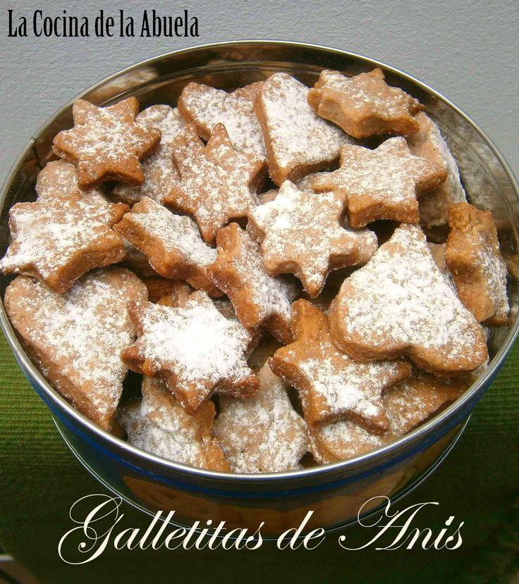 Galletitas de Anís.