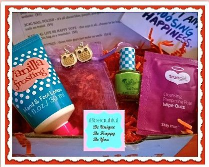 Teen Basic Box Month To Month Subscription Isabel