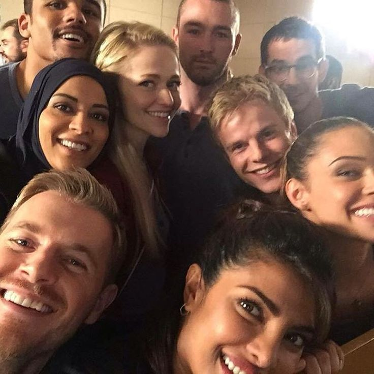 """Class is back in session this Sunday on #Quantico!"""