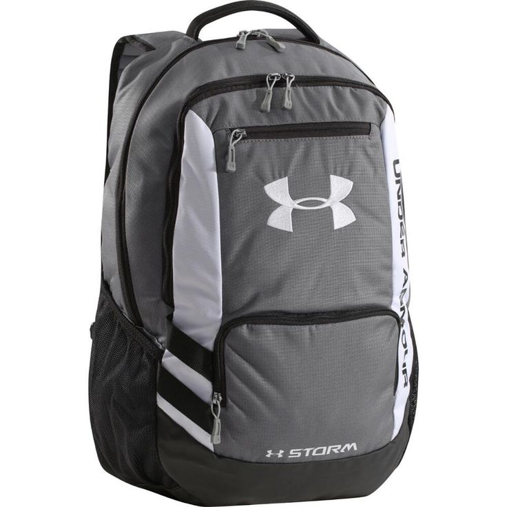 reputable site f3a6f dd8af Under Armour Hustle Storm Backpack